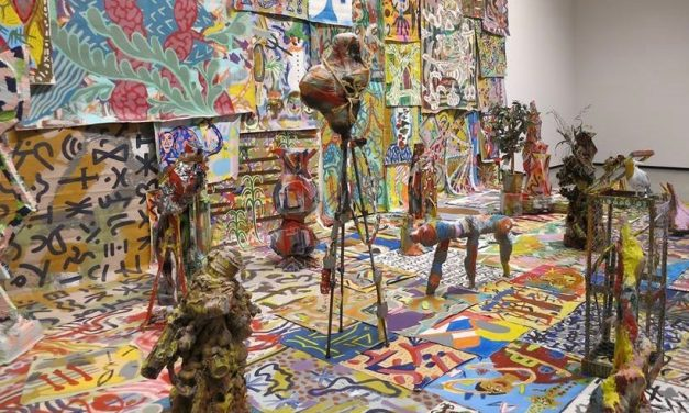 Patrick Cruz opens Langara's first artist talk