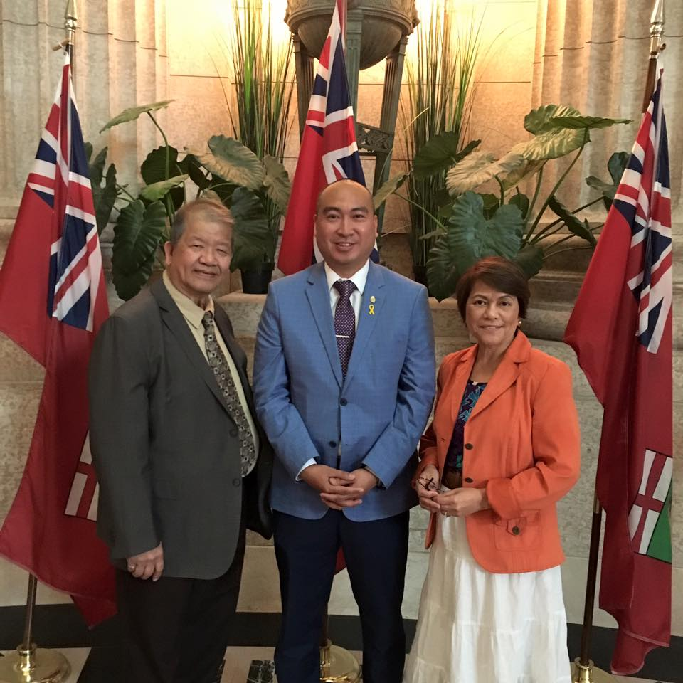 Manitoba MLAs celebrate independence