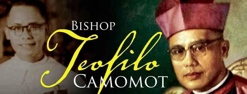 Hapit na ma-aprobahan ang pagka 'santo' ni Archbishop Camomot