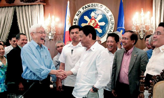 Is Duterte's romance with the communists over? – Rappler