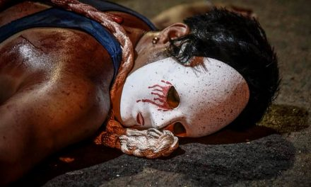 Philippine Holy Week rituals: EJK infects performance