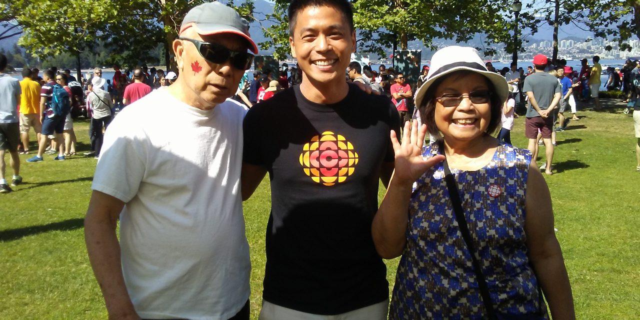 Filipinos celebrate Canada Day July 1