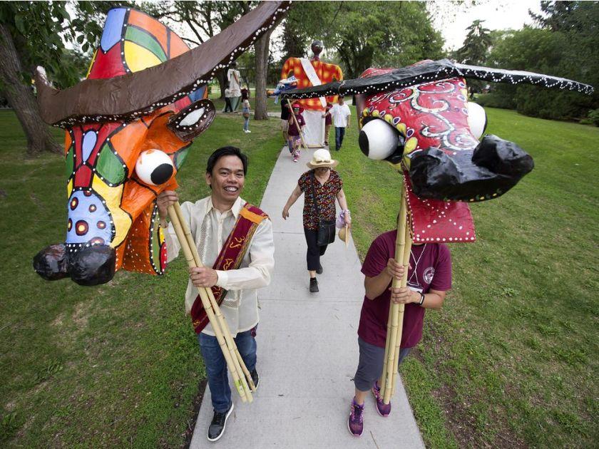 Edmonton celebrates Independence Day