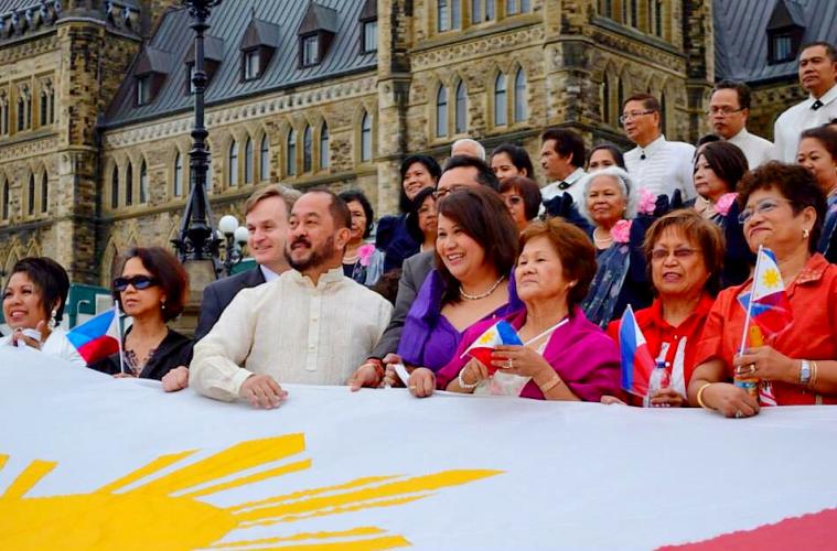 Toronto, Montreal &Edmonton celebrate first Filipino Heritage Month