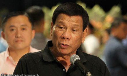 Duterte nang bastos na naman sa simbahan