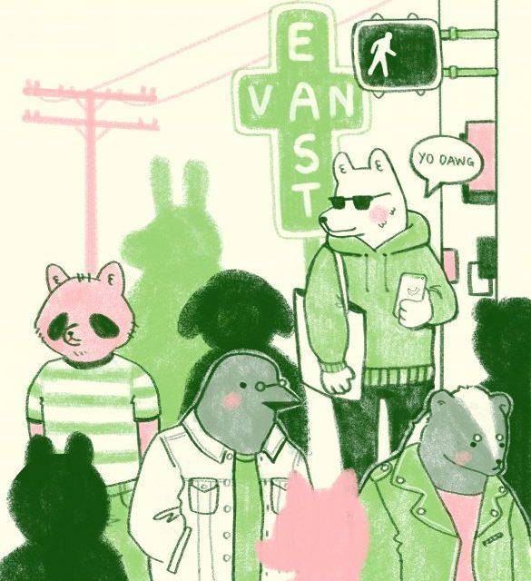 Vincent Ternida talks to animals – a short story