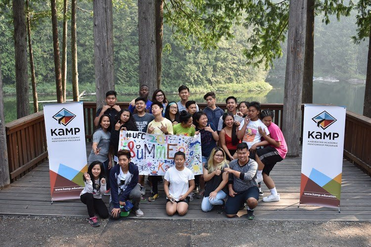 Youths spend summer with KAMP