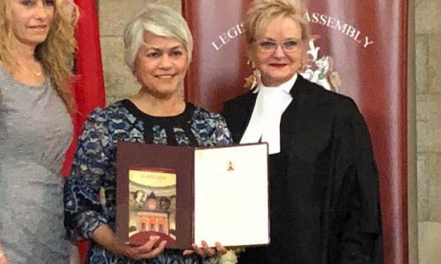 Breaking: Manitoba MLA Flor Marcelino one of women trailblazers