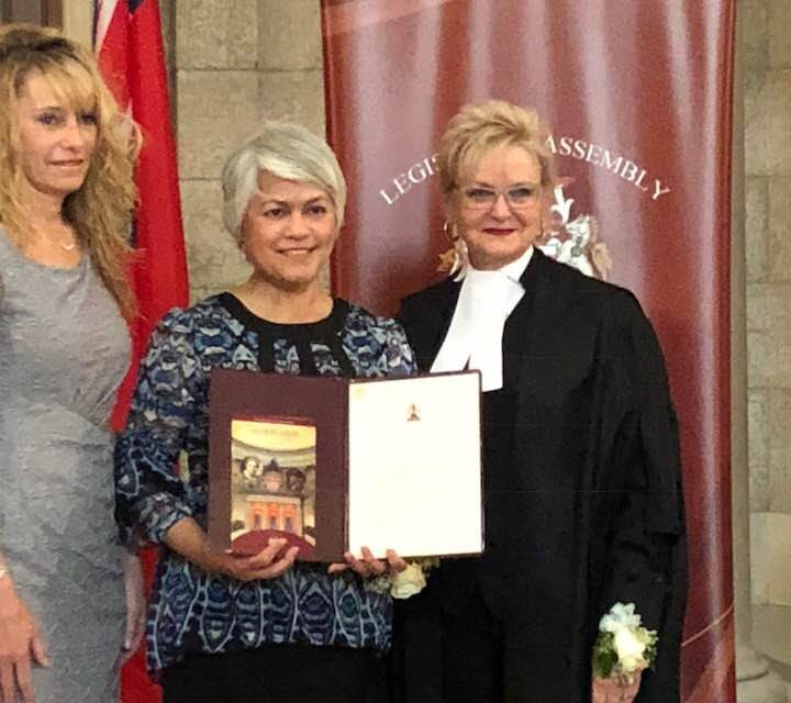 Breaking: Manitoba MLA Flor Marcelino one of women trailblazers