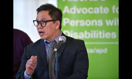 Breaking: Filipino paralympian appointed Alberta disability advocate