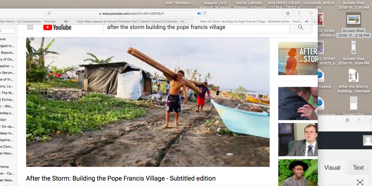 Bishops take over Development and Peace-Caritas Canada