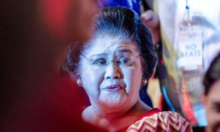 Imelda Marcos guilty of 7 counts of graft; court orders her arrest
