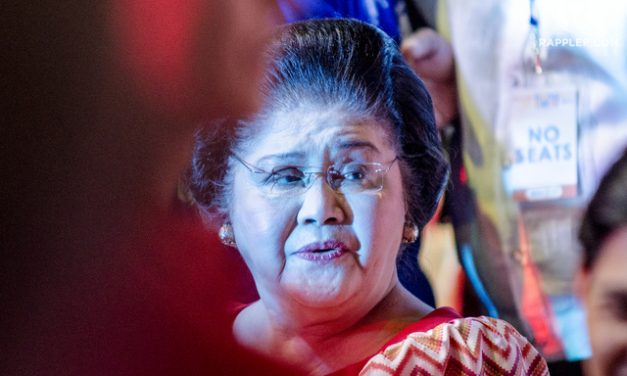Imelda Marcos guilty of 7 counts of graft; court orders her arrest